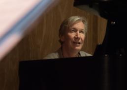 Daryl Kojak rehearsing with Rob Davis