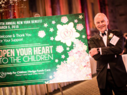 Help for Children : Last years 2015 Hedge Funds Care Gala Benefit Raised Over $1.5 million