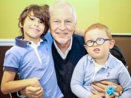 Grandsons Shai & Boden