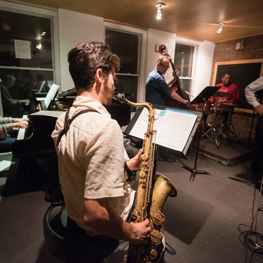 Rob Davis Music in Rehearsals