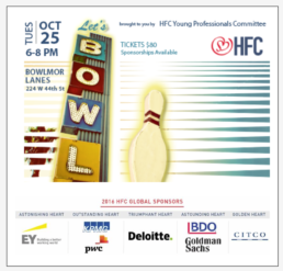 HFC Come Bowl with Us-October 26th