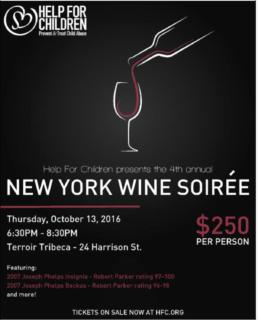 HFC New York Wine Soiree