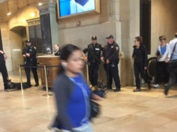The Protectors of Grand Central Station Update