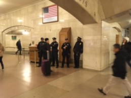 Defenders of Grand Central Station?