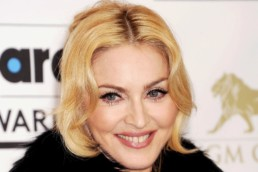 BillBoard 2016 Woman of the Year Madonna
