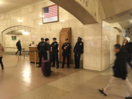 Protectors of Grand Central Station