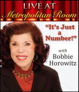 Bobbie Horowitz in Concert! Watch the Video of May 15's