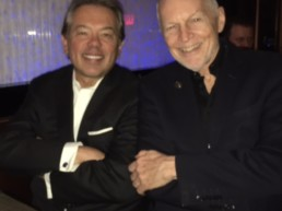 Rob Davis and John Budzyna