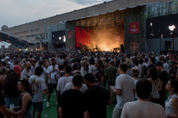 The 2017 Sónar festival in Barcelona, Spain. This year's gathering was the biggest yet. Credit Stefano Buonamici for The New York Times