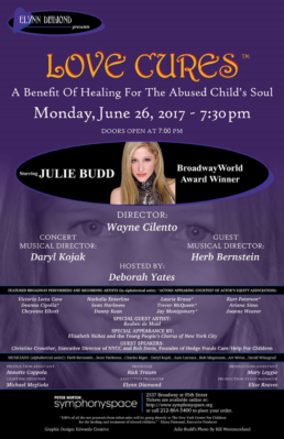 Love Cures! A Benefit of Healing with Julie Budd