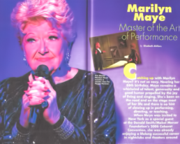 Marilyn Maye Master of the Art of Performance