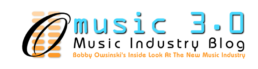 Music Industry Blog via Rob Davis Music