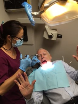 Rob and The Dentist