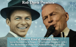 Rob Davis Presents A Sinatra Kind of Holiday Show