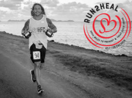 Christian Griffith to Run Across America to Highlight Child Abuse as HFC Sponsors Run2Heal