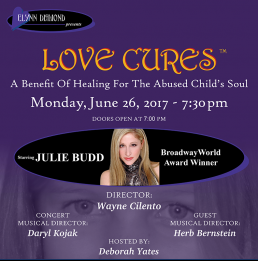 Rob Davis' Speech for The Love Cures Benefit Concert on June 26, 2017