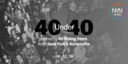 NYN Media - 40 Under 40 Invitation