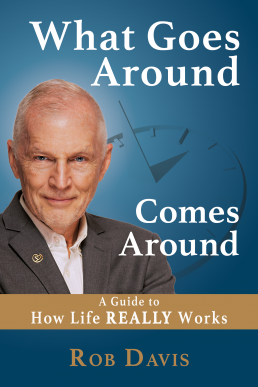 What Goes Around Comes Around by Rob Davis