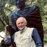 Hanging with Mahatma